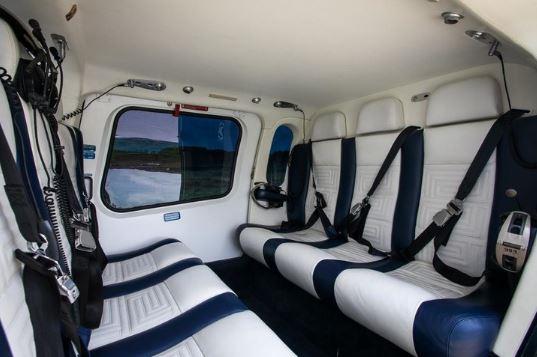 AgustaWestland AW119Kx interior