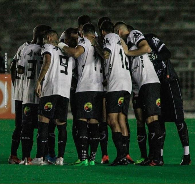Botafogo-PB perde para o Ituano em jogo marcado pelo retorno da torcida no Almeidão