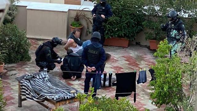 Η αστυνομία του Χρυσοχοΐδη