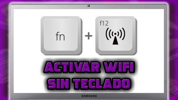 Cómo activar el WiFi en una Laptop o Notebook sin tecla Fn disponible