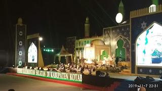 Kotabaru Gagal Masuk Final di Cabang Tilawah MTQ ke 32