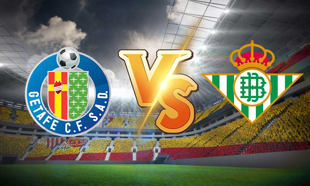 بث مباشر مباراة ريال بيتيس وخيتافي