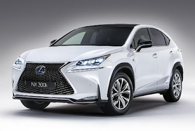 Lexus NX crossover suv
