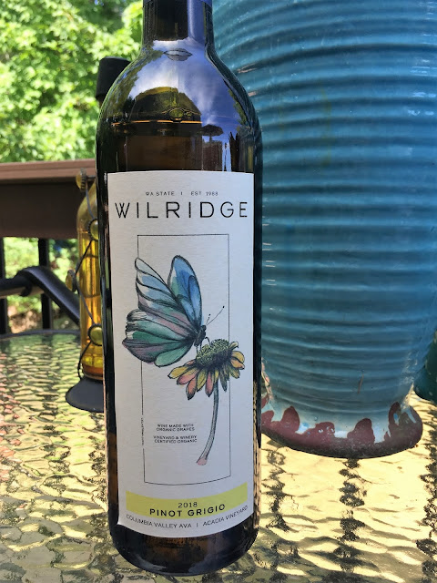 2018 Wilridge Winery Pinot Grigio