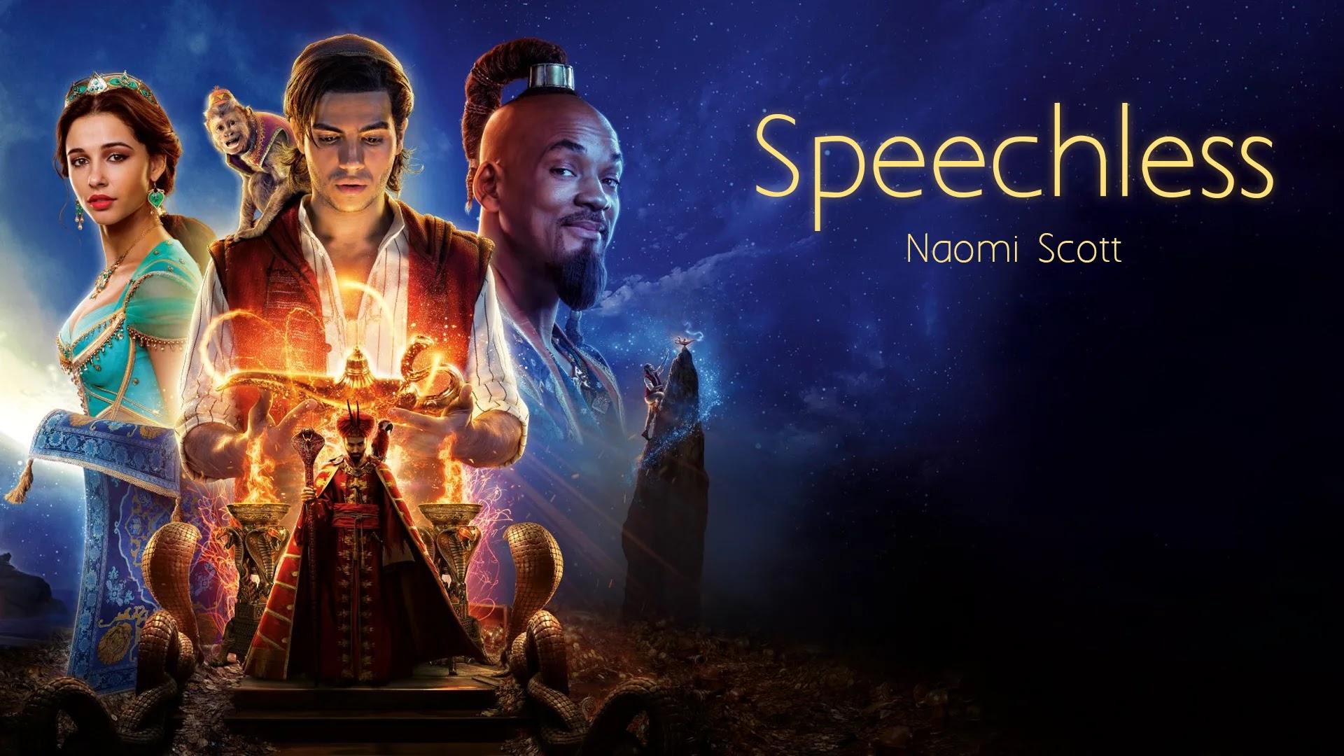 Speechless - Naomi Scott (Alladin 2019 OST)