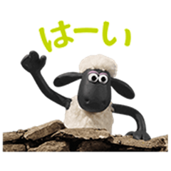 LINE NEWS × Shaun the Sheep