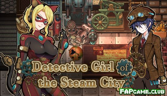 Detective Girl of the Steam City ver 1.02