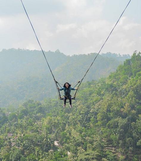 Pule Payung Yogyakarta, Wisata Cekrek-Cekrek Foto Instagramable