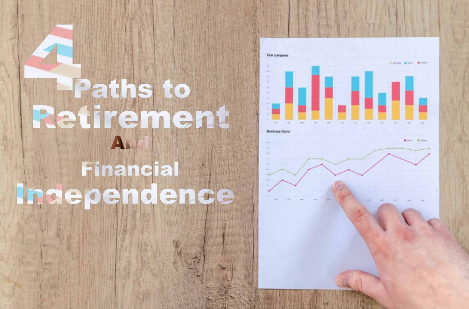 4 Paths to Retirement