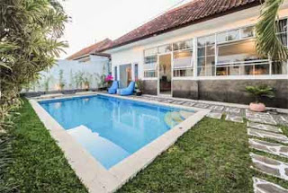 3 BR Villa Yearly Rent Kerobokan Bali