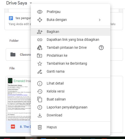 Menampilkan Preview File Pdf Dari Google Drive Ke Website Atau Blog Kangbudhi Weblog