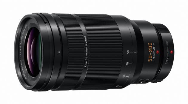 Объектив Leica DG Vario-Elmarit 50-200mm f/2.8-4.0 Asph. Power OIS