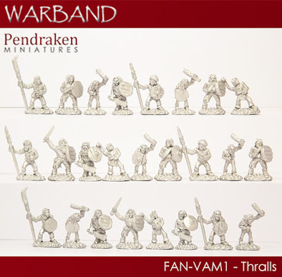 FAN-VAM1   25 x Thralls