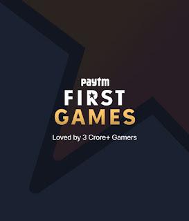 Paytm First Game App Refer Earn