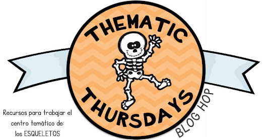 Thematic Thursdays: Skeletons {Blog Hop}