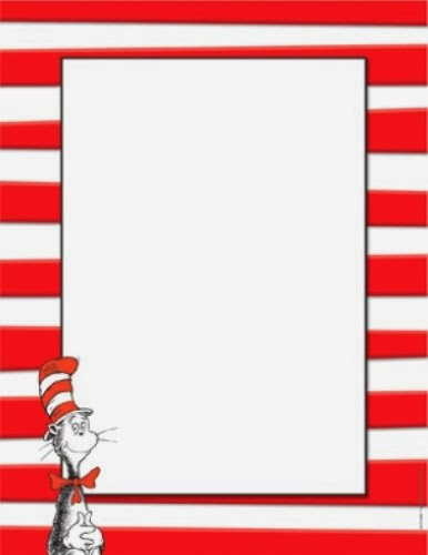 The Cat In The Hat Activities Printable