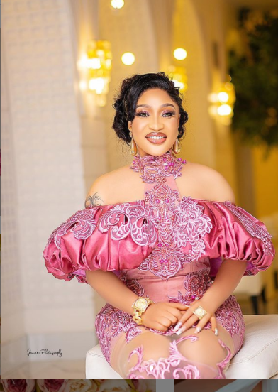 Its the Grace of God For me- Tonto Dikeh celebrates her 36th Birthday in Grand Style (Photos)