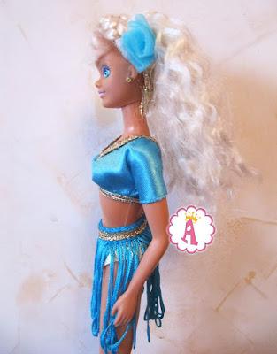 Танцовщица фирмы Хасбро