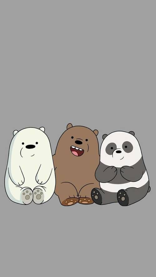 Gambar we bare bears