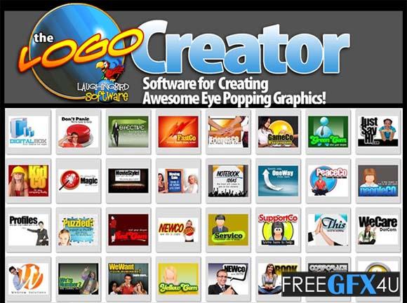 The Logo Creator v7 For Beautiful logo design