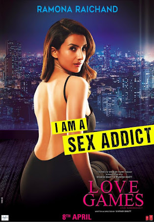 Poster Of Hindi Movie Love Games 2016 Full HD Movie Free Download 720P Watch Online