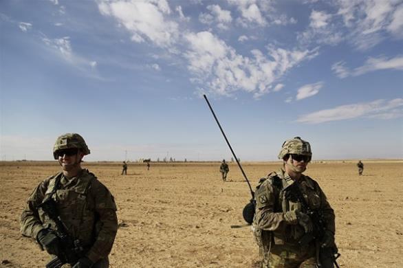 NBC: Οι ΗΠΑ στέλνουν επιπλέον 3500 στρατιώτες στη Μ. Ανατολή
