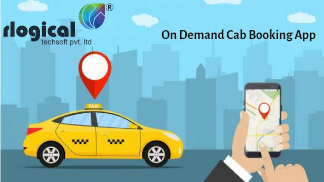 On Demand Cab Booking App
