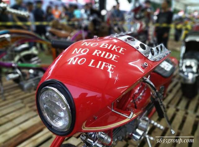 Honda Modif Contest 2019 Denpasar Bali Series