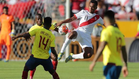 Perú vs. Ecuador EN VIVO por América TV y ECDF por las Eliminatorias Qatar 2022