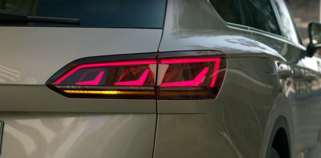 VW Touareg 2019: vídeo revela mais detalhes