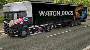Watch Dogs - trailer skin