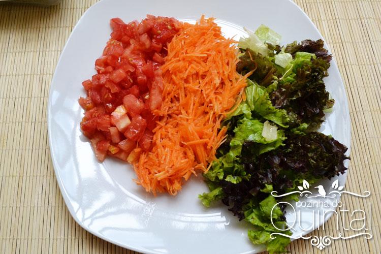 Faça e Venda Salada no Pote com dicas de embalagens na Cozinha do Quintal