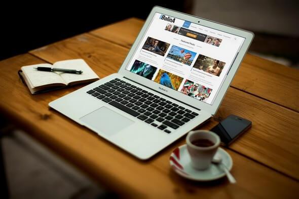 bolina-blogger-tema