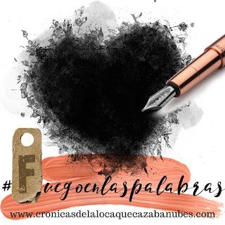 Banner oficial del reto #Fuegoenlaspalabras