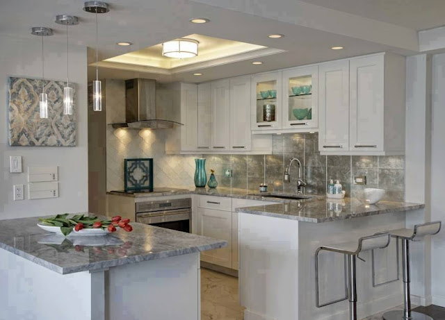 Gambar Desain Dapur Rumah Minimalis Modern