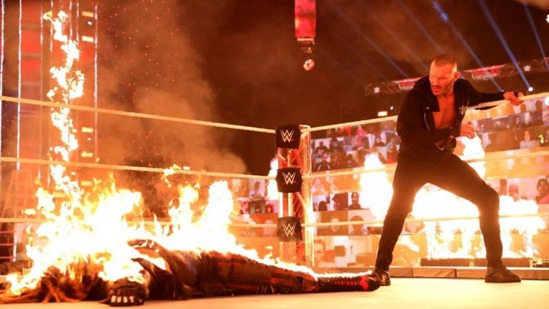 The Fiend poderá ressurgir das cinzas no WWE Fastlane
