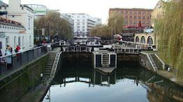 Gran turismo viaja por todo el mundo. Camden Town - Inglaterra