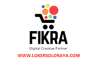 Loker Digital Marketer & Web Developer di Fikra