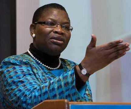 Oby Ezekwesili reacts to Melaye vs Tinubu saga