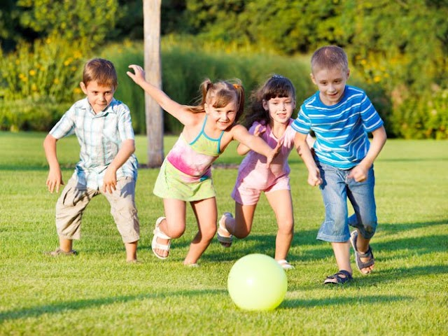 Tips To Keep Your Kids Healthy And Active During Summer