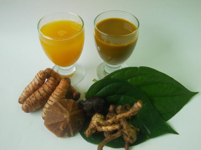 Resep Sederhana Jamu Gendong