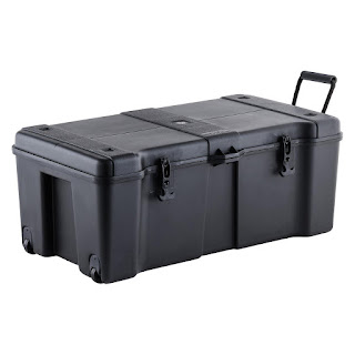 Rolling Trunk from the Container Store
