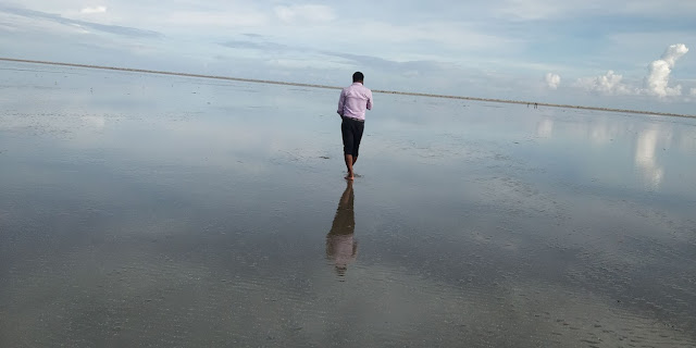chandipur-beach