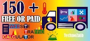 150 Plus Free or Paid Website Traffic Calculator