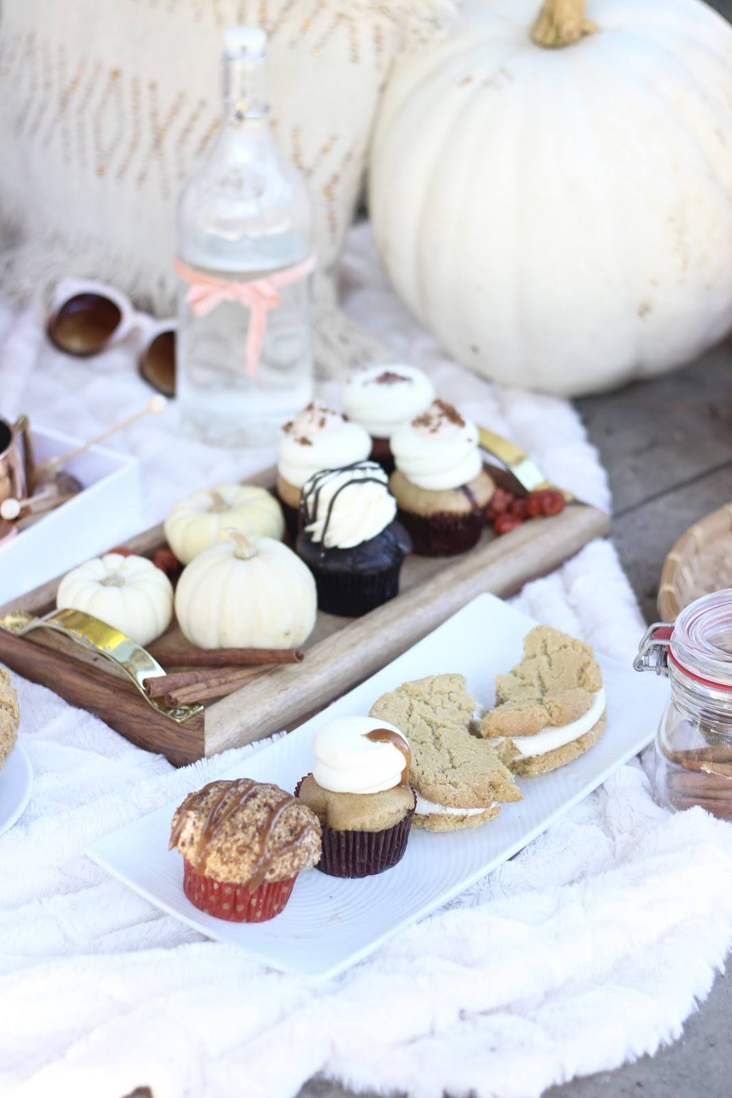 Kelly's Bake Shoppe- Ontario gluten free vegan bakery, Thanksgiving Picnic for two, picnic essentials