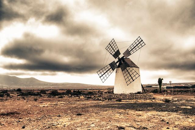 Mirador de Morro Velosa-Fuerteventura