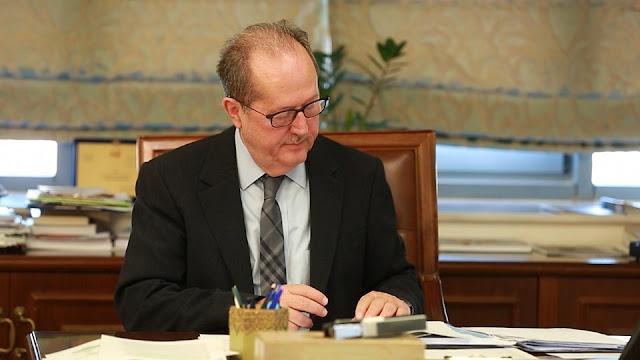 Συνάντηση του Πρόεδρου της Ο.Ε.Β.Ε. Αργολίδας με τον Παναγιώτη Νίκα