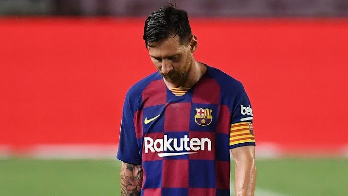 Lionel Messi Informs Barcelona Of His Future Plan – See What He Said