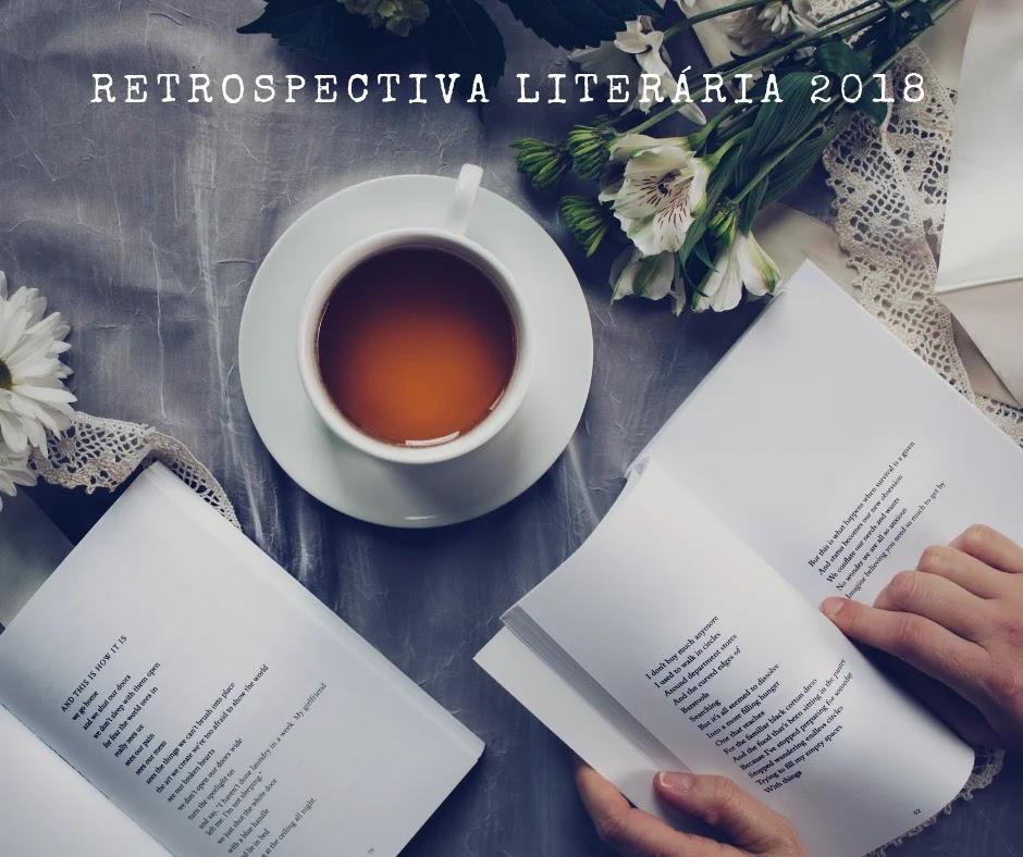 Retrospectiva literária 2018