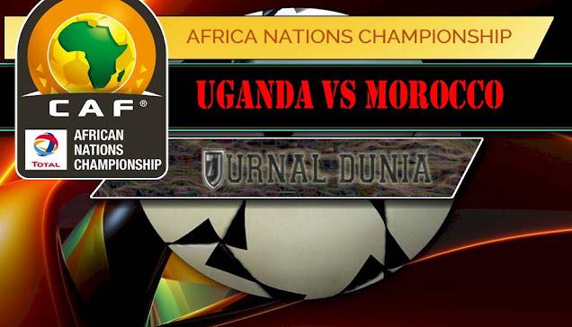 Prediksi Uganda vs Morocco , Rabu 27 Januari 2021 Pukul 02.00 WIB